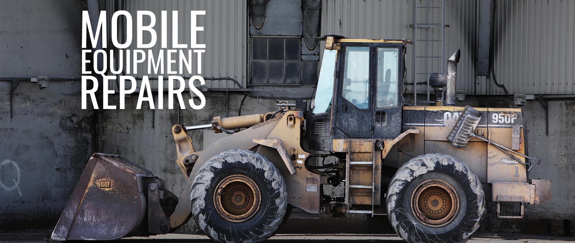 Mobile Equipment & Repair Services Slider
